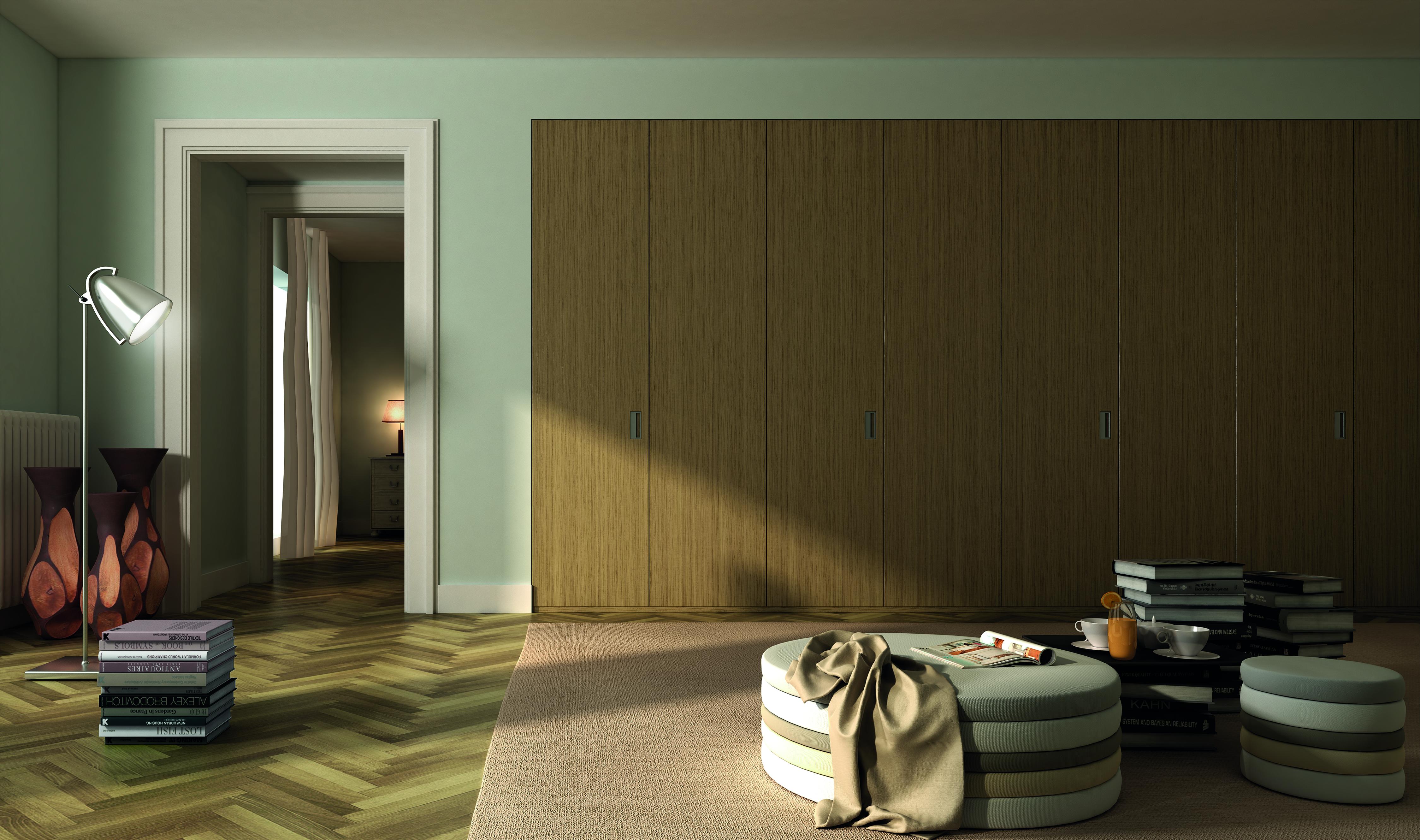 Armarios de diseño Avvento: elegancia a tu medida para tu hogar