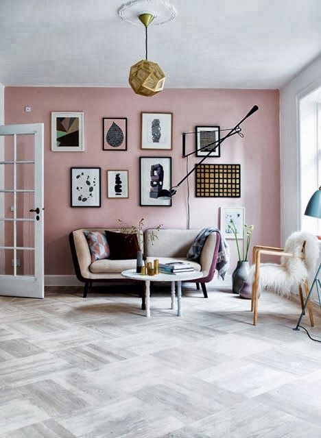 color decorar hogar