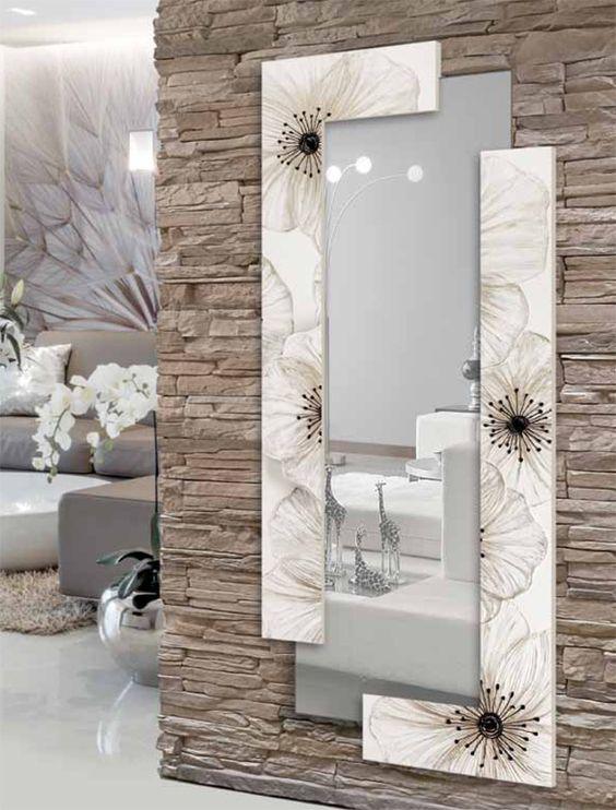 Las Mejores Ideas Para Decorar Con Espejos Tu Casa - Ideas-para-decorar-con-espejos