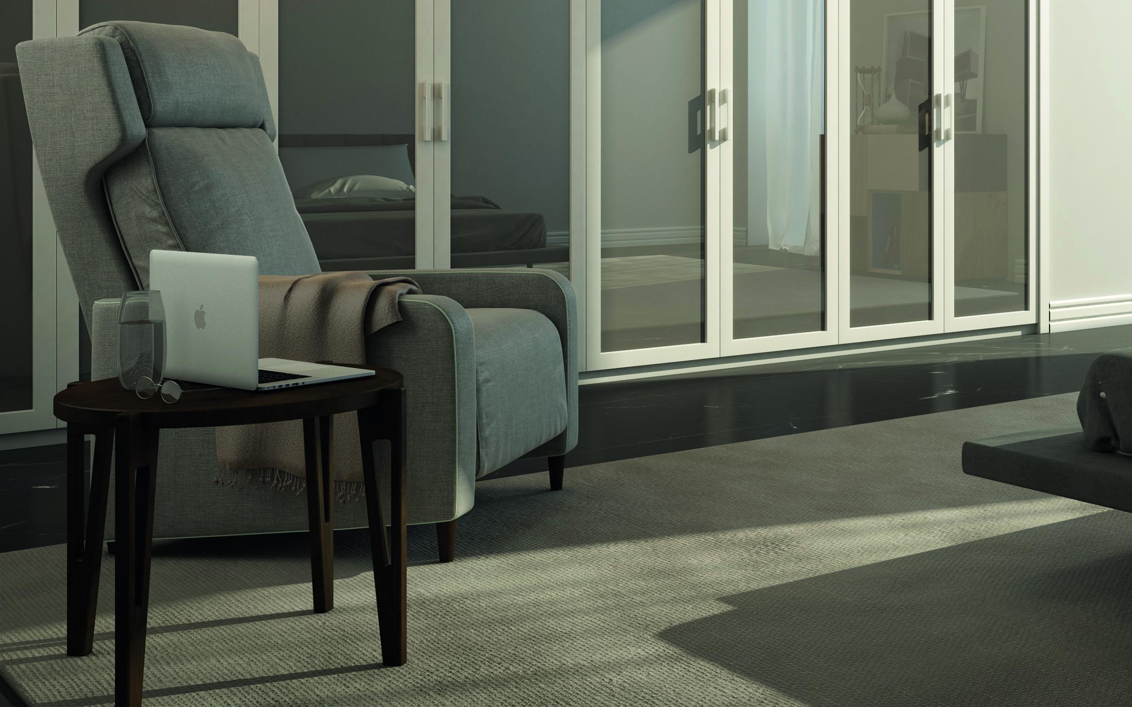 mesa auxiliar diseño