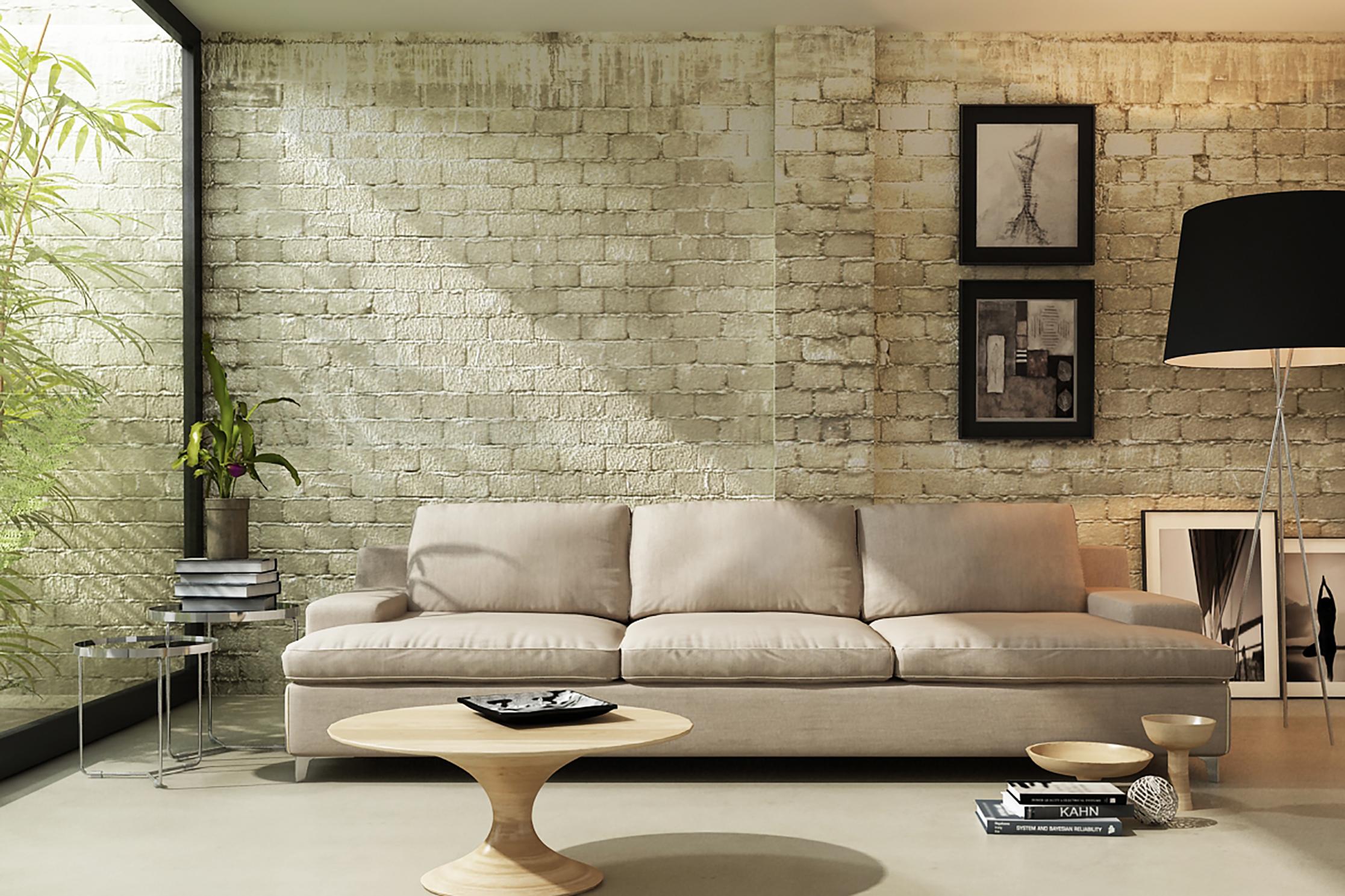 Tendencias en decoración de sofás. Sofá cloud