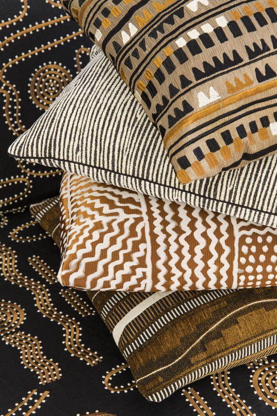 Tendencias en decoración de sofás. Estampados