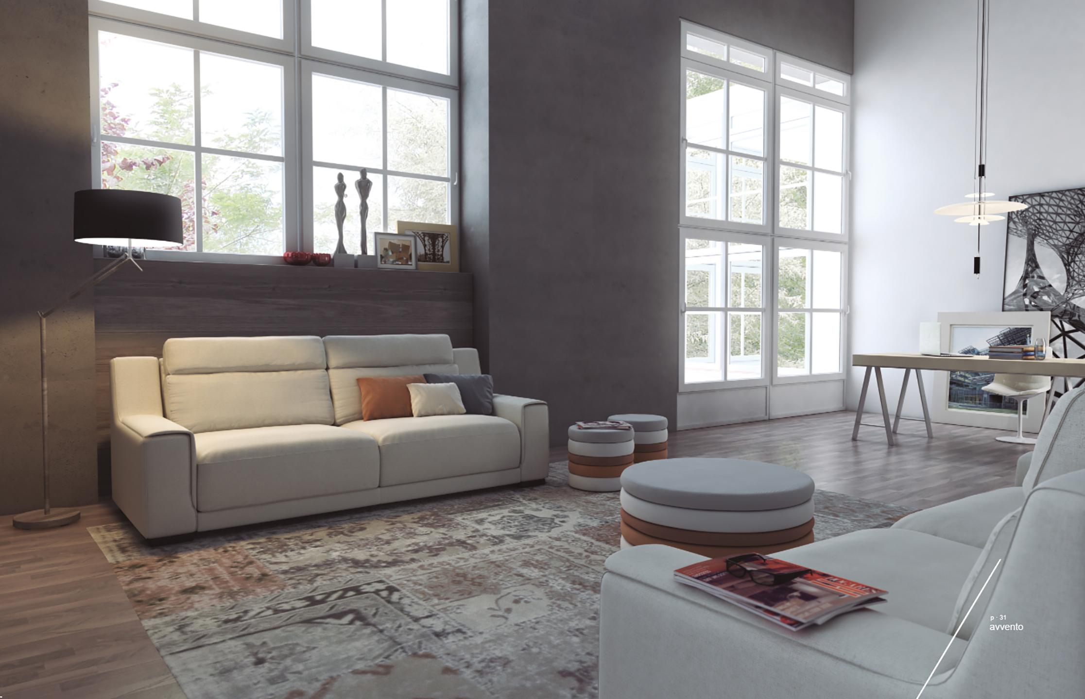 Tendencias en decoración de sofás. Comodidad